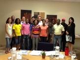 FUTURENT Consulting SSSM Program 2013 attendees